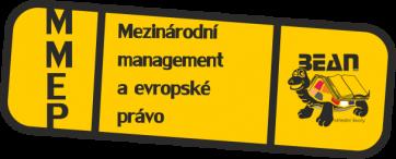 Mezinárodní management a evropské právo Logo